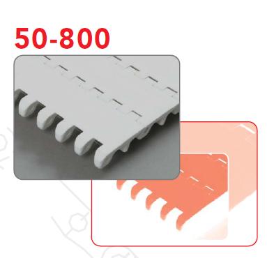 пищевые модульные ленты 50-800