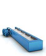 шарнирно пластинчатые конвейеры Kabelschlepp - прямая конструкция