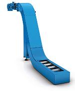 Скребковые конвейеры Tsubaki Kabelschlepp - прямая / наклонная / прямая конструкция